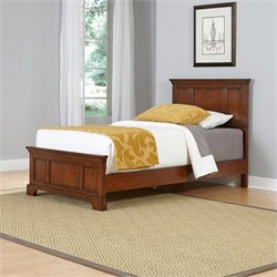 Home Styles Chesapeake Twin in Cherry