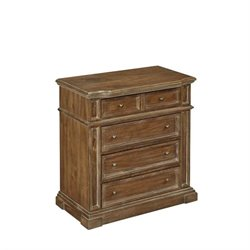 Chest in Natural Acacia