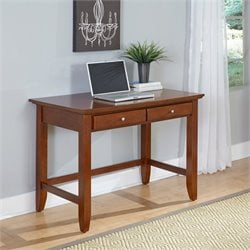 Home Styles Chesapeake Student Desk in Cherry