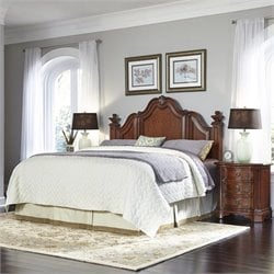 3 Piece King California King Bedroom Set