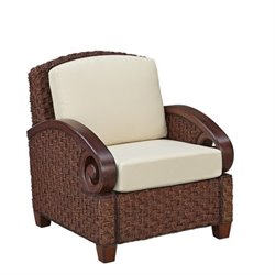 Accent Chair in Cinnamon
