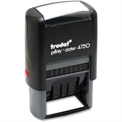 U.S. Stamp & Sign Self-inking Stamp