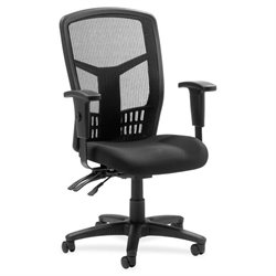 Lorell 86000 Series Executive Mesh Back Chair