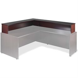 Lorell 87804 Reception Counter Add-on