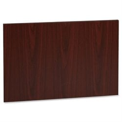 Lorell Accent Srs Mahogany Laminate Modesty Panel