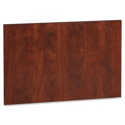 Lorell Accent Srs Cherry Laminate Modesty Panel