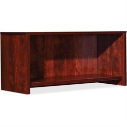 Lorell Essential Series Wall Mount Hutch in Cherry